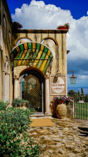 Villa Cimbrone a Ravello