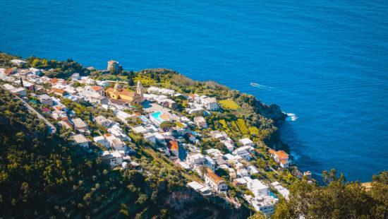 Praiano - Costiera amalfitana