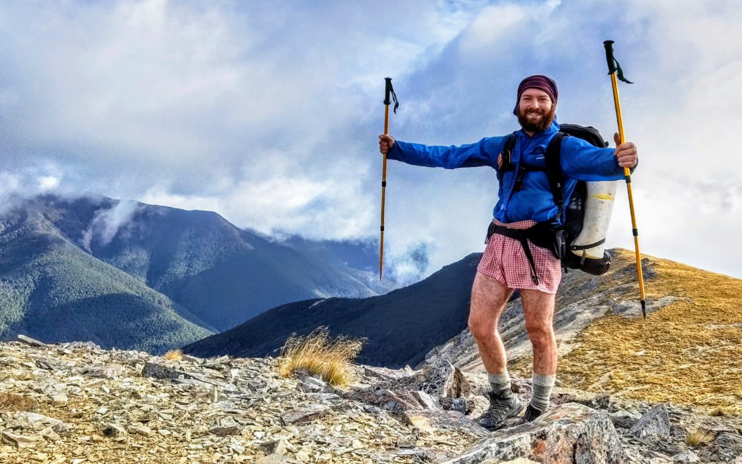 Cibra: in viaggio a piedi in Nuova Zelanda