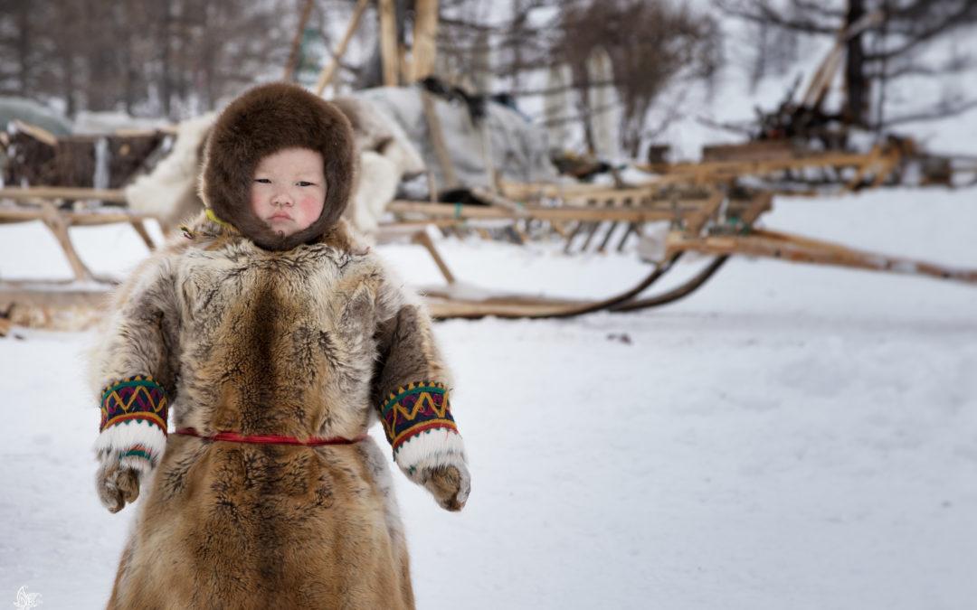 Elisa e i suoi viaggi documentari tra i popoli artici della Siberia