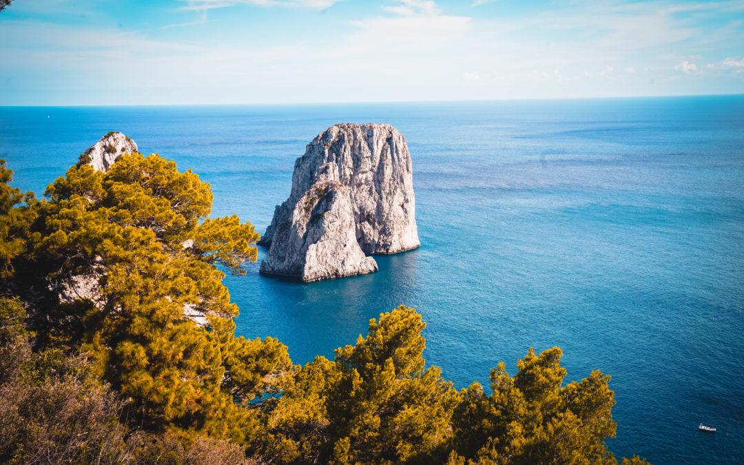 L'isola di Capri: 10 scatti per innamorarsi