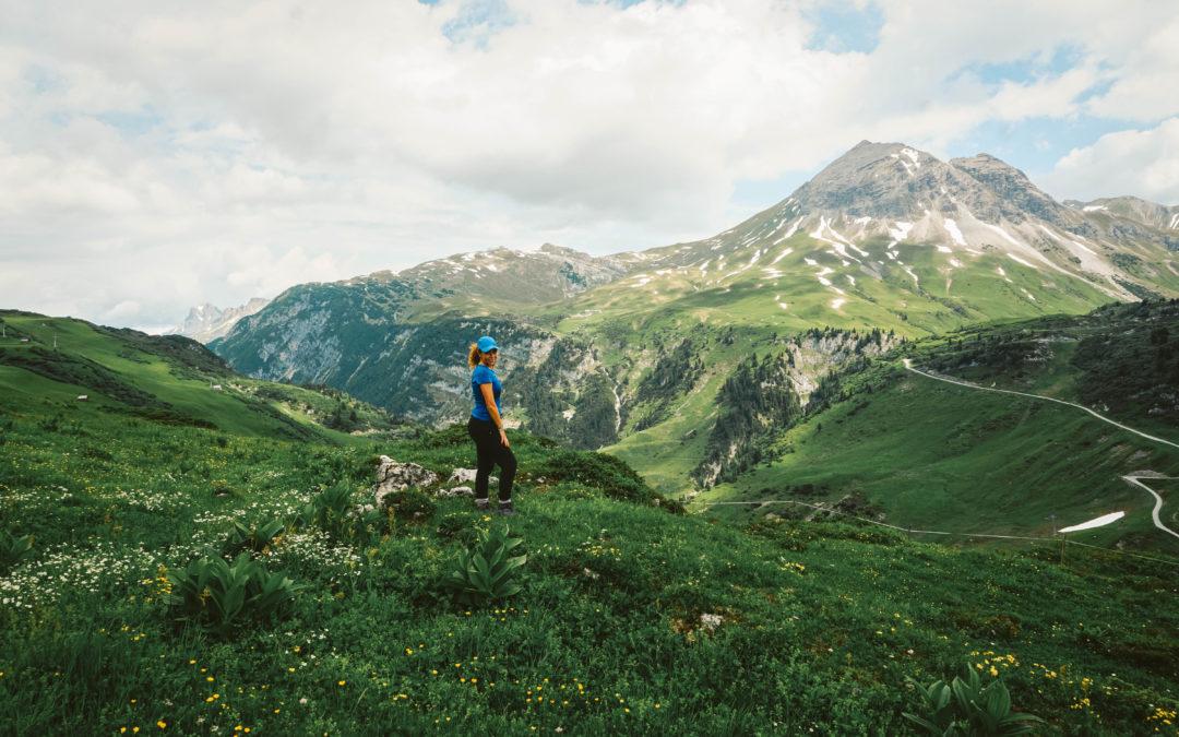 Cosa fare a Lech in Austria in estate: trekking tra le Alpi