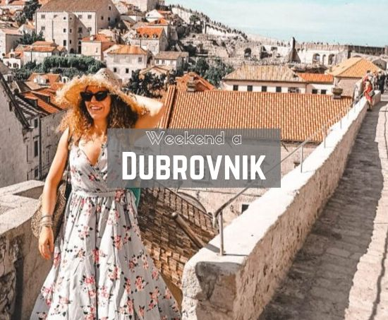 Cosa fare in un weekend a Dubrovnik