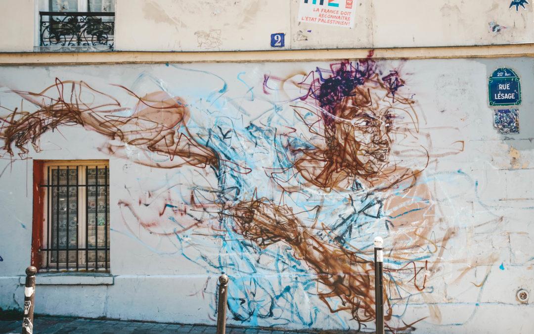 Belleville il quartiere di Parigi delle nuove tendenze e street-art
