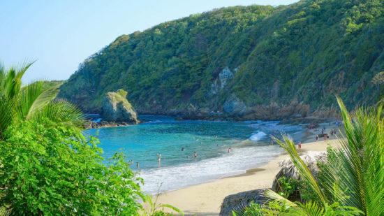 costa pacifico Messico