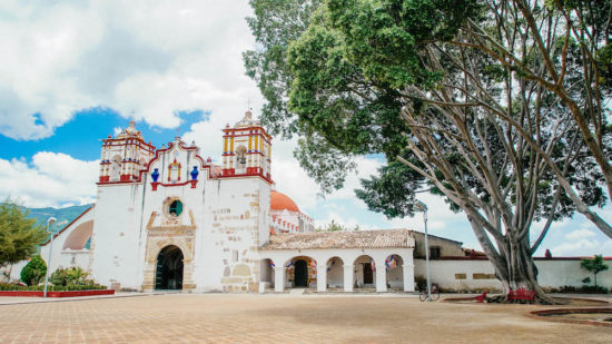 Teotitan del Valle Oaxaca