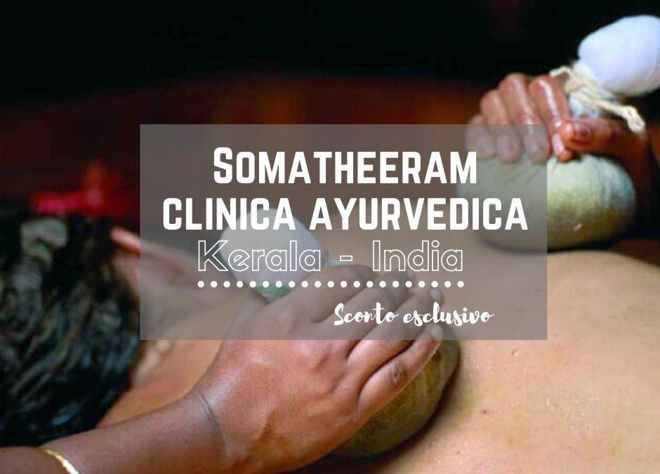 Somatheeram: la clinica ayurvedica migliore del Kerala – India