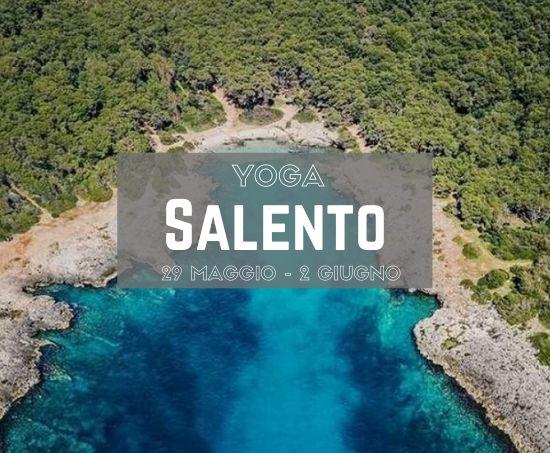 Ponte del 2 Giugno andiamo a fare Yoga in Salento