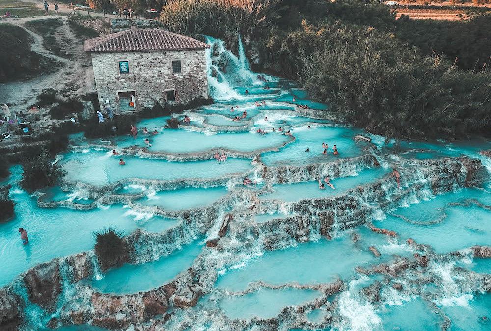 Cinque Terme in Toscana che devi assolutamente vedere