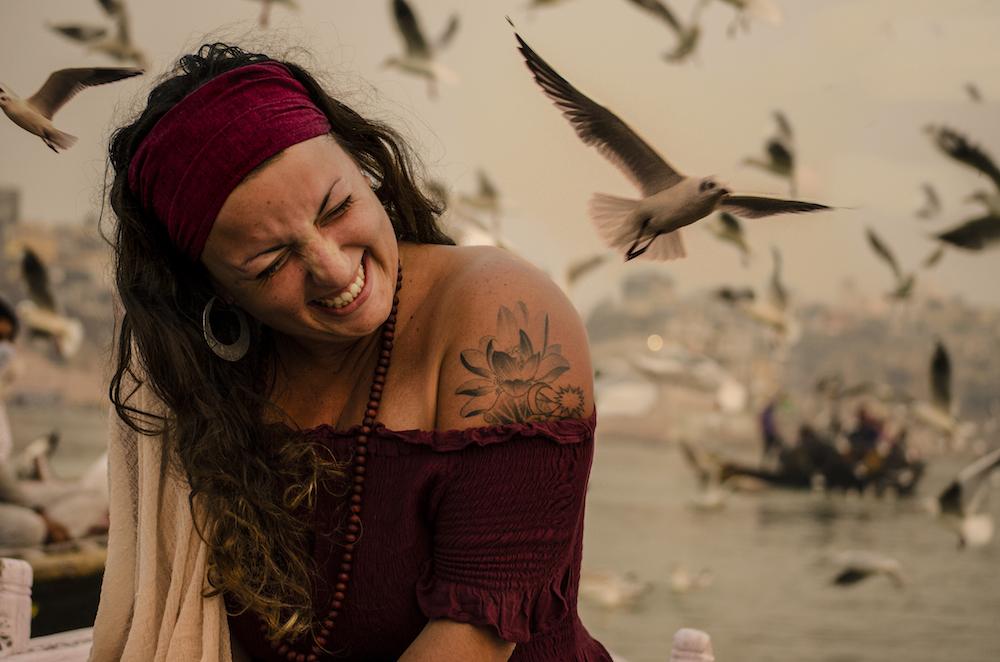 Anna Chiara: fotografa cantastorie che ha mollato tutto per ascoltare se stessa