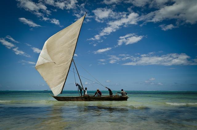 Le 5 spiagge più belle di Zanzibar