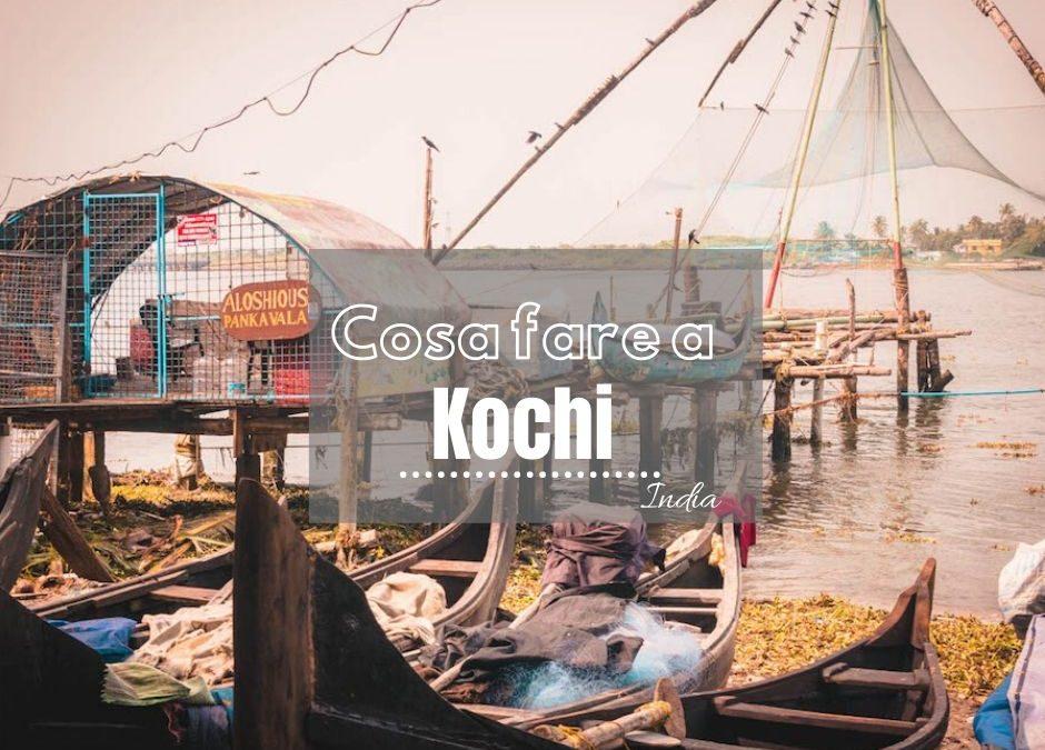 Cosa fare a Kochi in Kerala al Sud dell'India