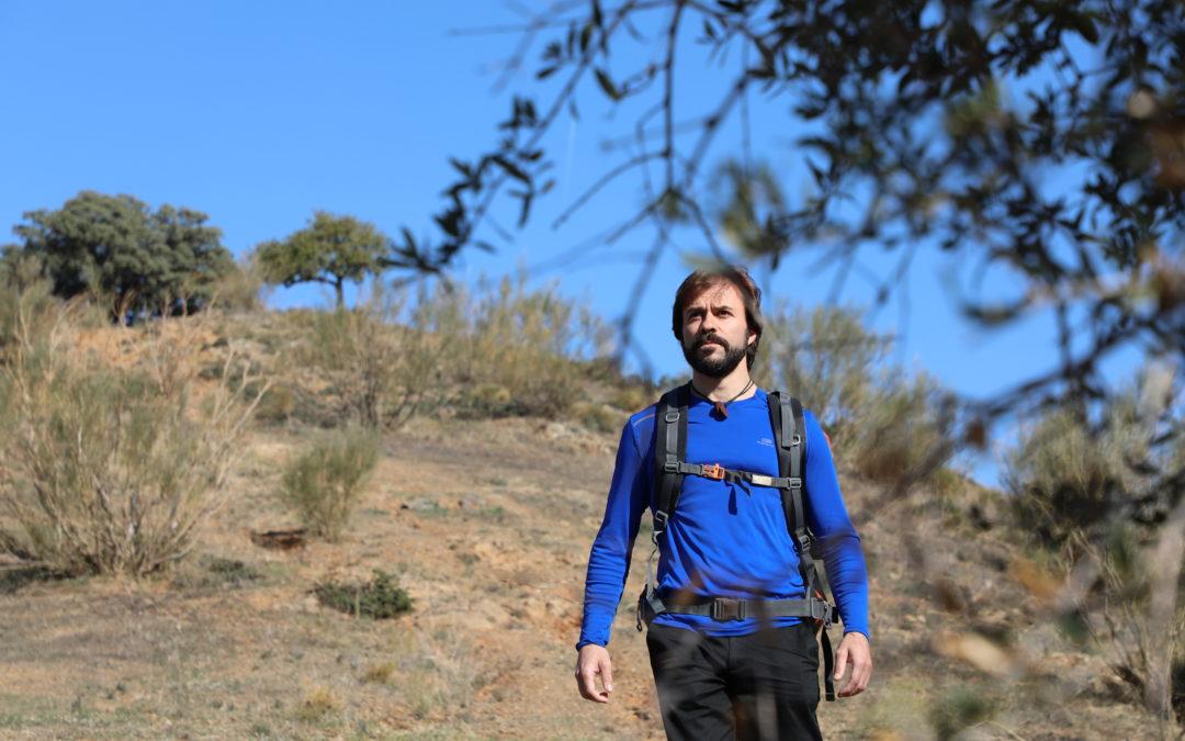 Claudio: un viaggio a piedi da Malaga al Tibet in quasi 2 anni