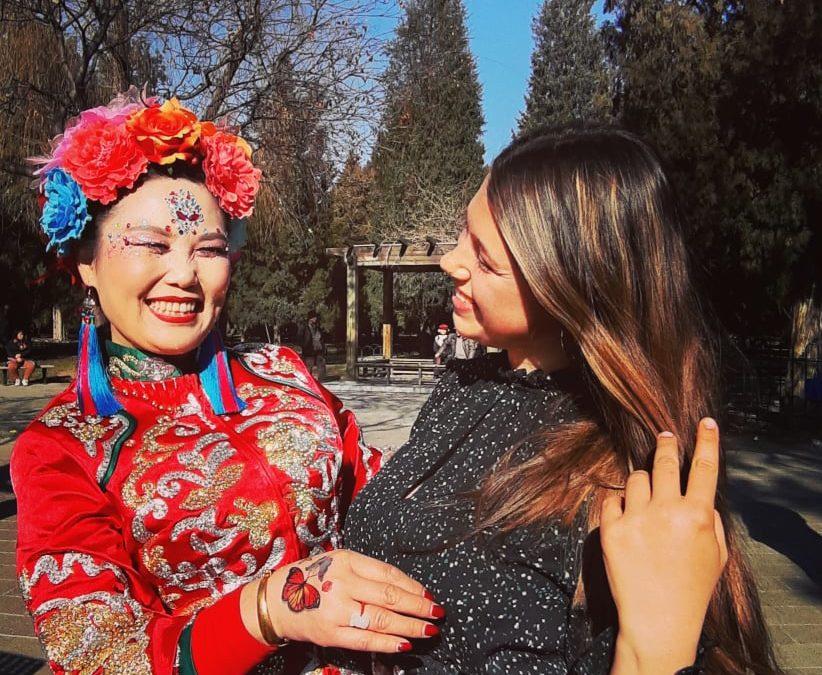 Francesca: Viaggiare tra Cina e Asia Centrale ai tempi del Coronavirus