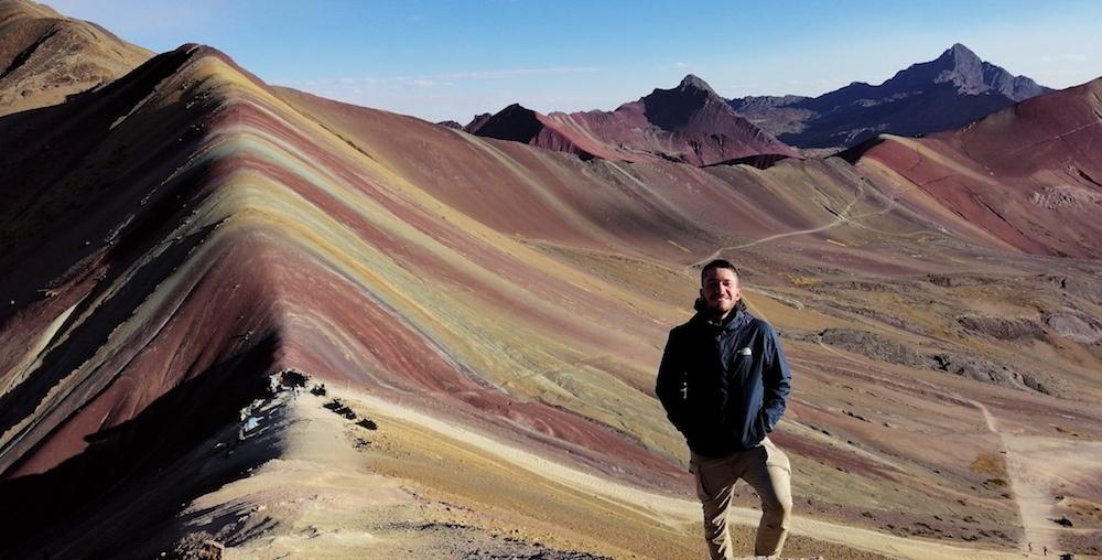 Simone: da 14 mesi in viaggio in Sudamerica in solitaria