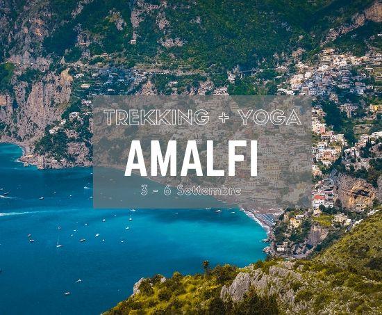 Settembre ad Amalfi per gli amanti dello Yoga e del Trekking