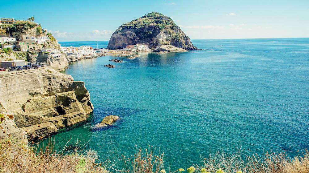 Le 10 spiagge più belle di Ischia