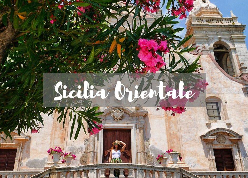 Itinerario di viaggio nella Sicilia Orientale