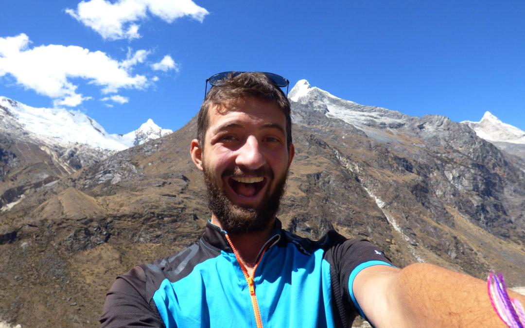 Daniele: lungo viaggio in Sudamerica con bus, van e bicicletta e in nave fino all'Antartide