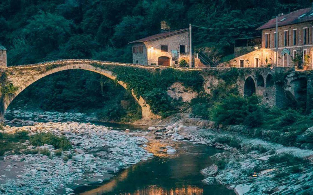 Valle Argentina: i Borghi della Liguria che non ti aspetti