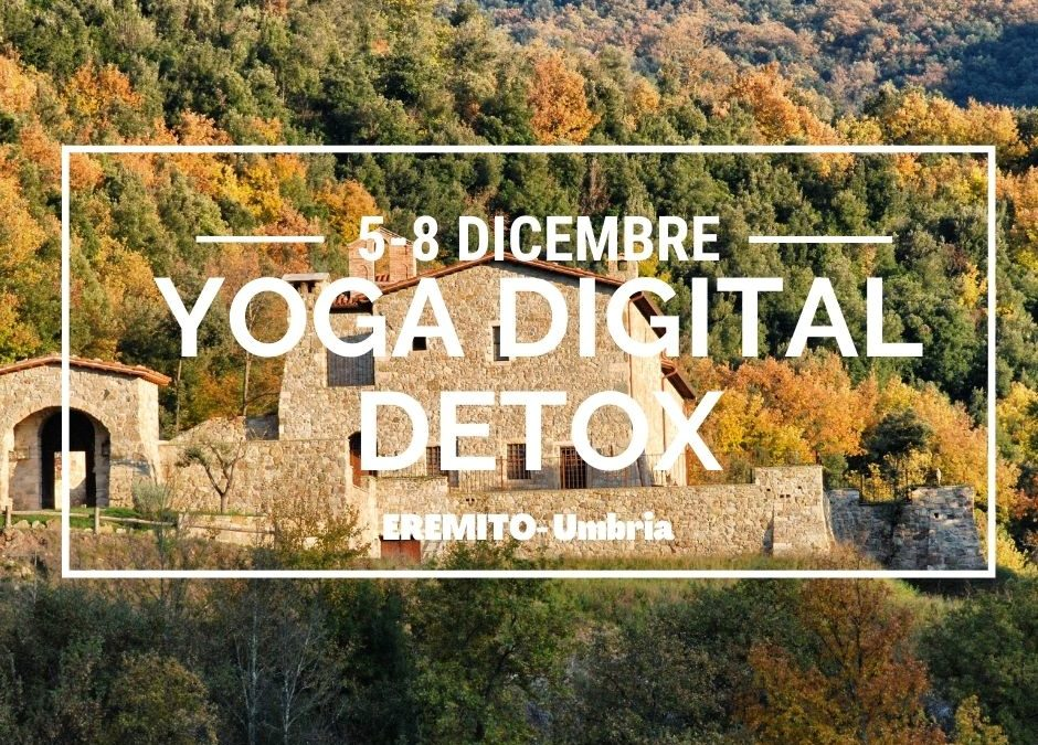 Dal The Social Dilemma al Digital Deotx: 5-8 Dicembre all'Eremito