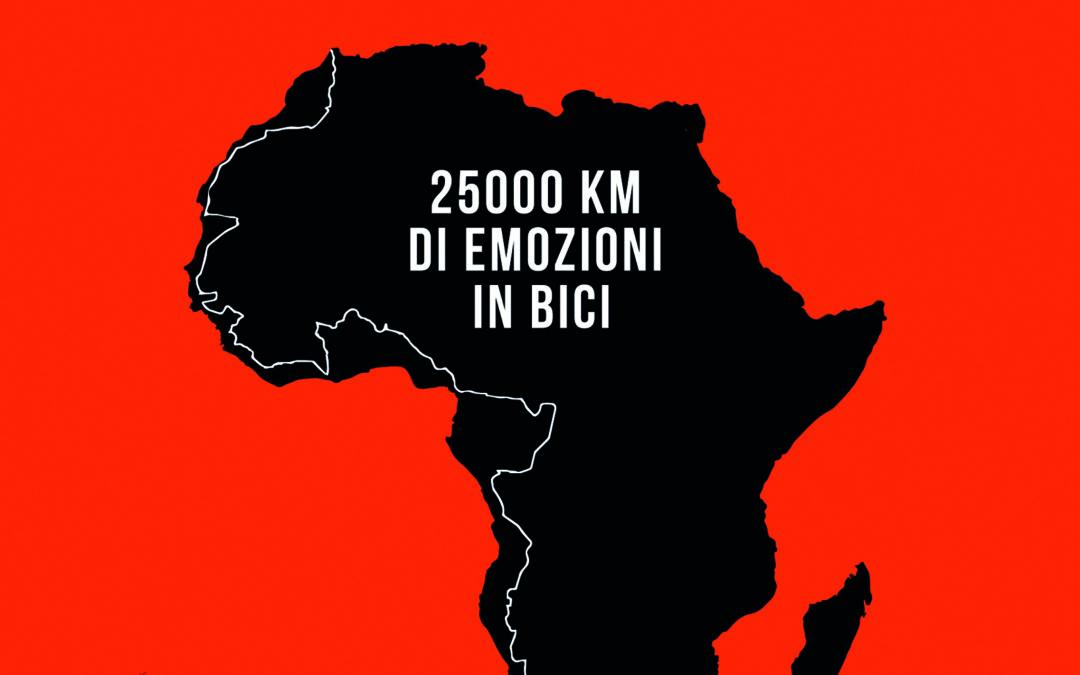 All'orizzonte un toubabou: 25000 km di emozioni in bici di Filippo Graglia