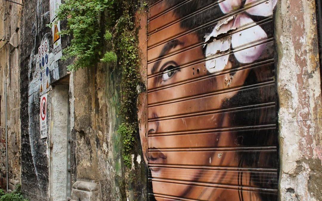 Palermo: itinerari di street-art nei mercati
